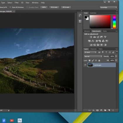 Photoshop Streaming para Chrome já está sendo testado