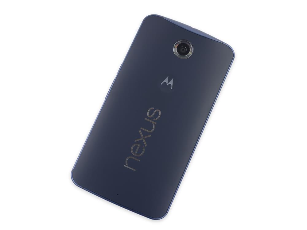 Desmontado: veja como é o Nexus 6 por dentro