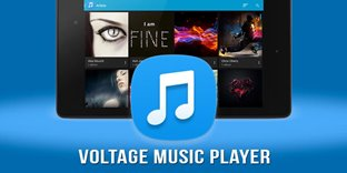 Voltage Music Player