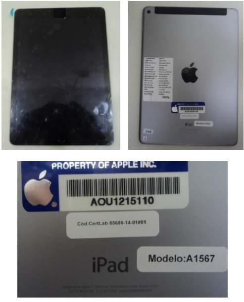 Versão WiFi do iPad Air 2, a última que faltava, finalmente foi homologada