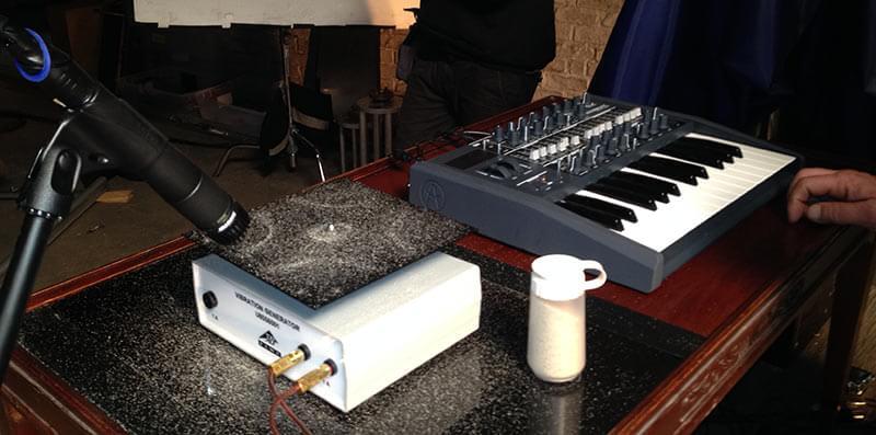 Cymatics: assista aos efeitos sonoros nesse clipe musical de tirar o fôlego