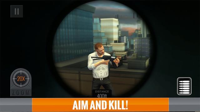 Sniper 3D Assassin: Shoot to Kill - Imagem 1 do software