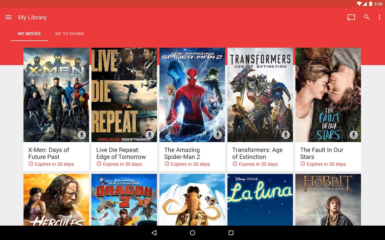 Play Store Filme Ausleihen