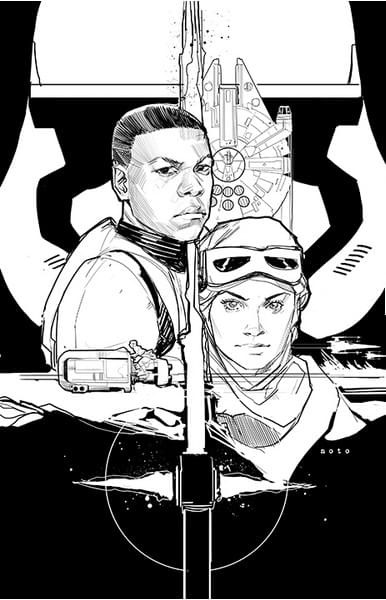 "Confira 8 artes de ""Star Wars: The Force Awakens"" feitas por fãs"