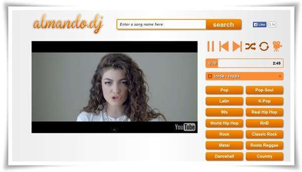 ALMANDO.DJ ONLINE