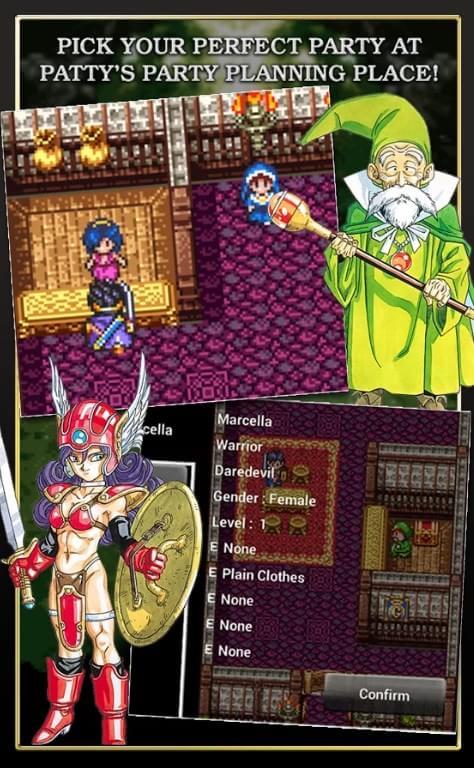 Dragon Quest III já está disponível para Android e iOS no Brasil