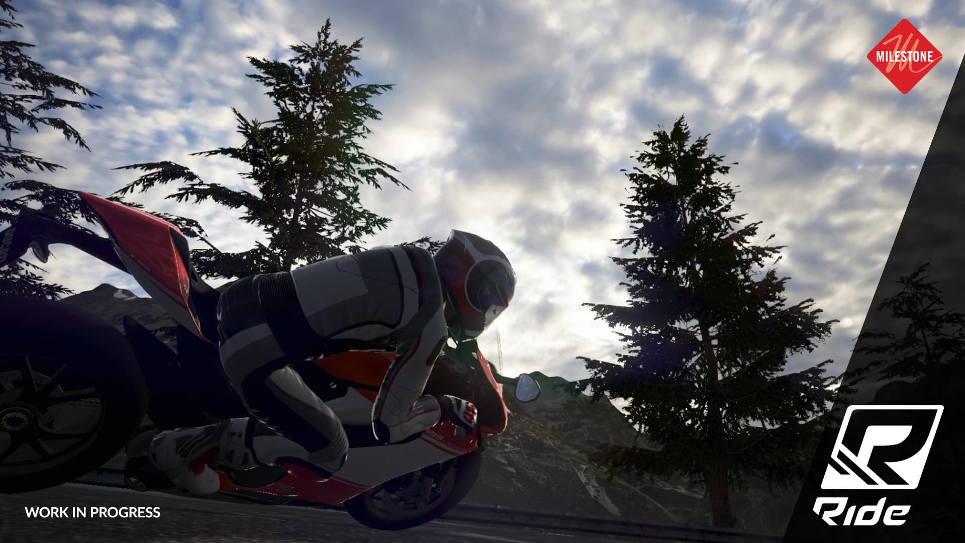 Bandai Namco distribuirá Ride, simulador de corrida de moto [vídeo/imagens]