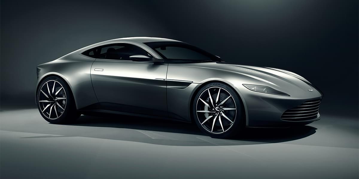 Aston Martin DB10 será o novo carro de James Bond em 007: Spectre