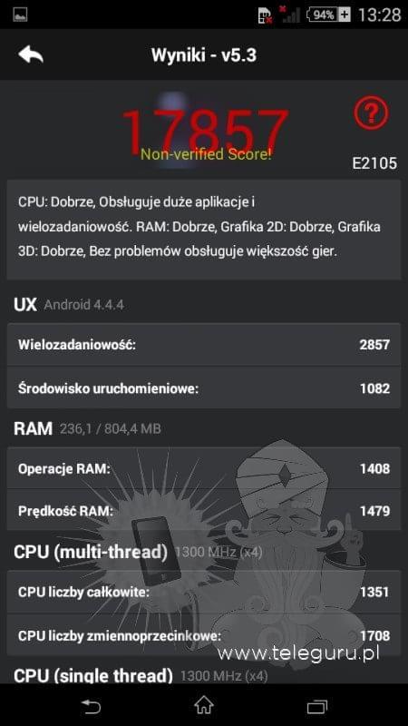 Confira as primeiras imagens vazadas do Xperia E4 da Sony