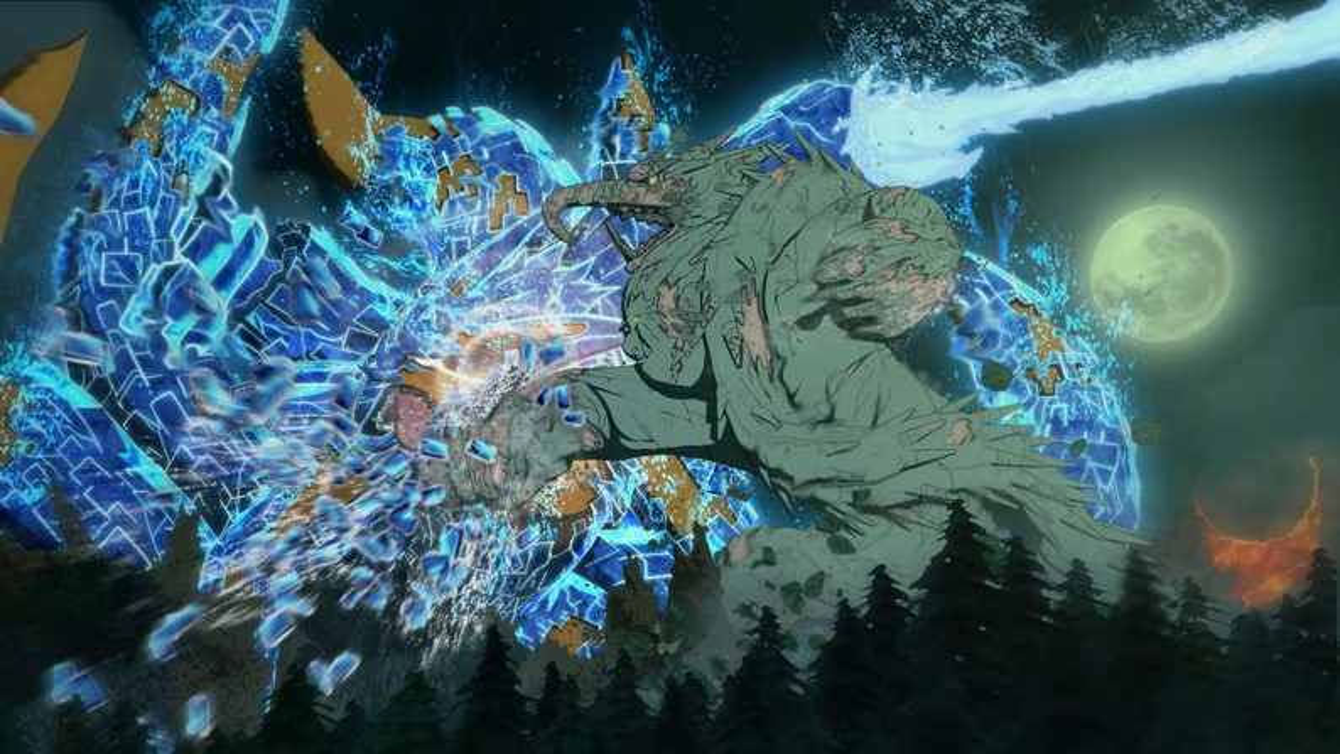 Veja a arte de capa de Naruto: Ultimate Ninja Storm 4 para a nova geração