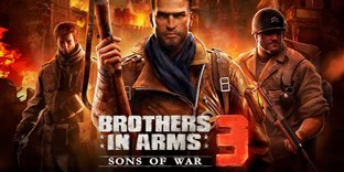 Brothers in Arms 3: Sons of War