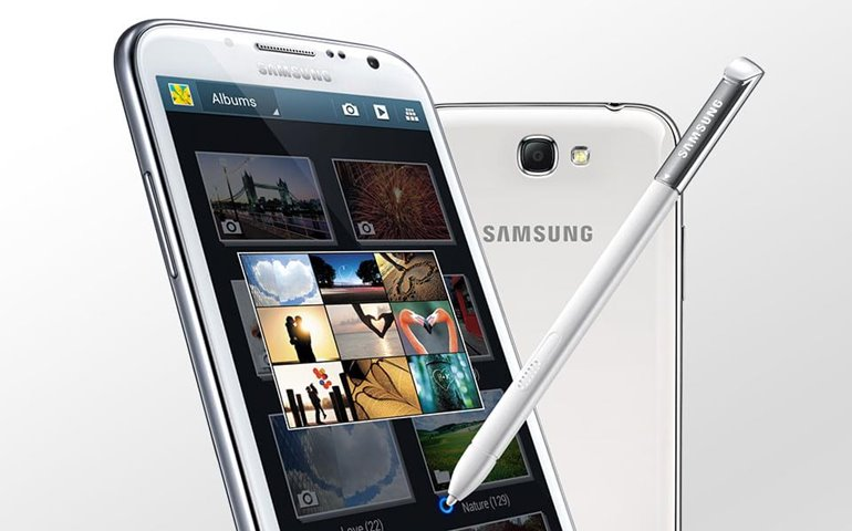 Galaxy Note 2 vai receber Android Lollipop