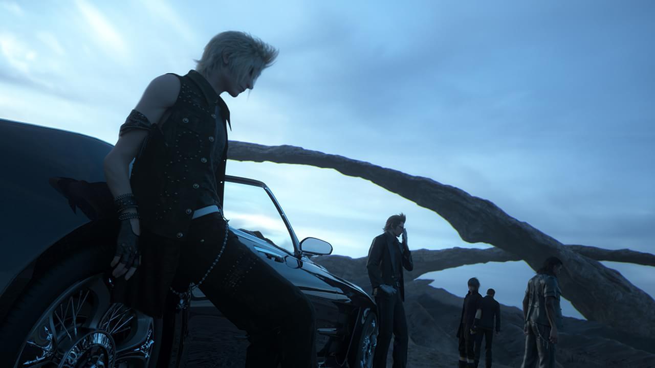 Confira novidades e mais imagens de Final Fantasy XV