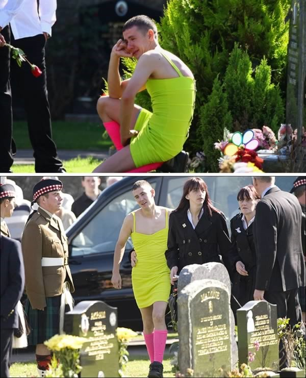 7 funerais completamente bizarros - Mega Curioso