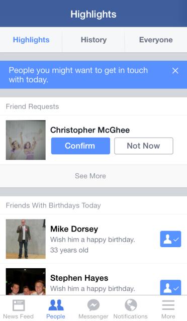 Facebook Highlights: novidade destaca o que importa na vida dos seus amigos