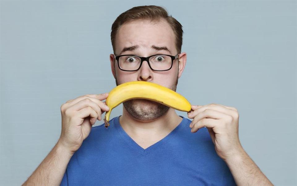 Você sabia que as bananas são naturalmente radioativas?