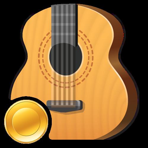Logo Guitar : Solo LITE ícone