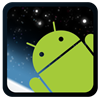 Droid no Espa�o Live Wallpaper 1.1