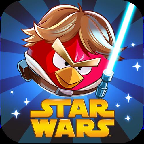 Logo Angry Birds Star Wars ícone
