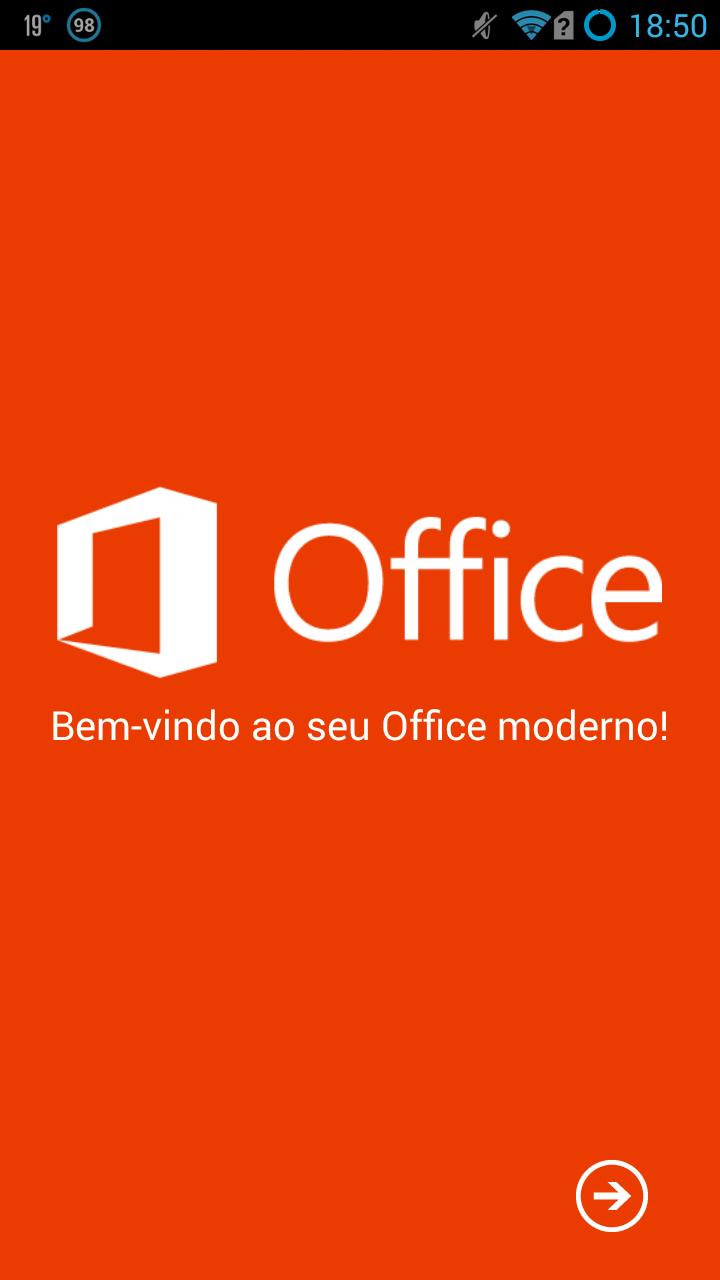 Android: como criar e visualizar documentos com o Microsoft Office mobile