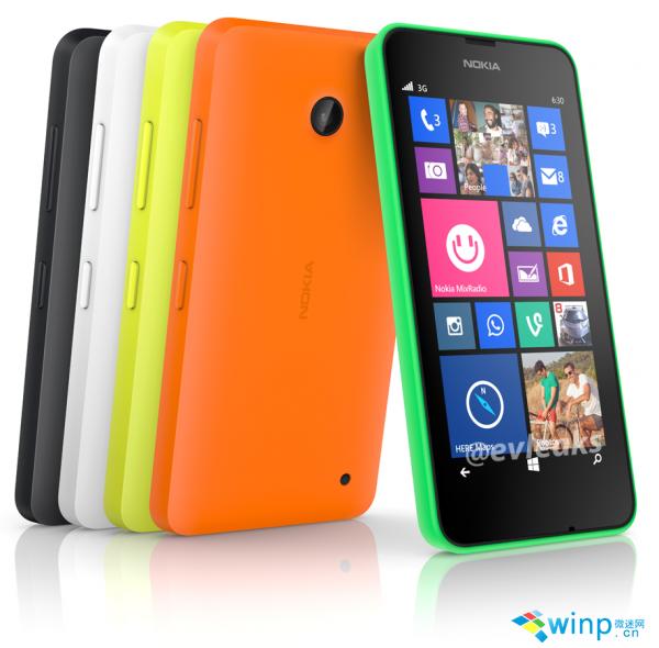 Novo Lumia 630 vaza alguns dias antes de seu anúncio oficial
