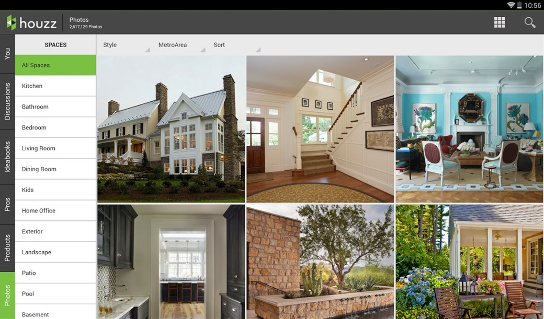 Android 6 apps que ajudam na hora de decorar uma casa for App para decorar casas