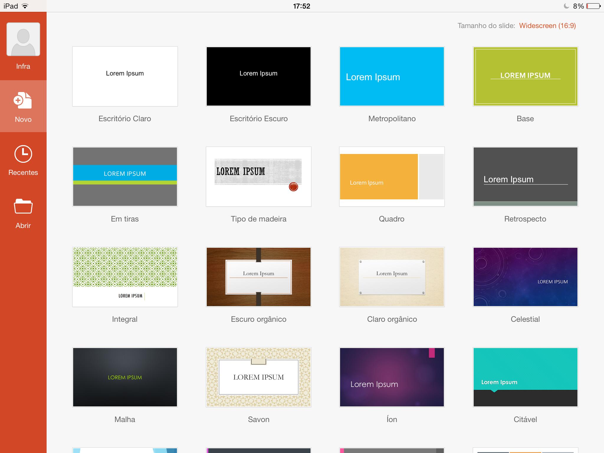 Primeiras impressões: Microsoft Office para iPad [vídeo]