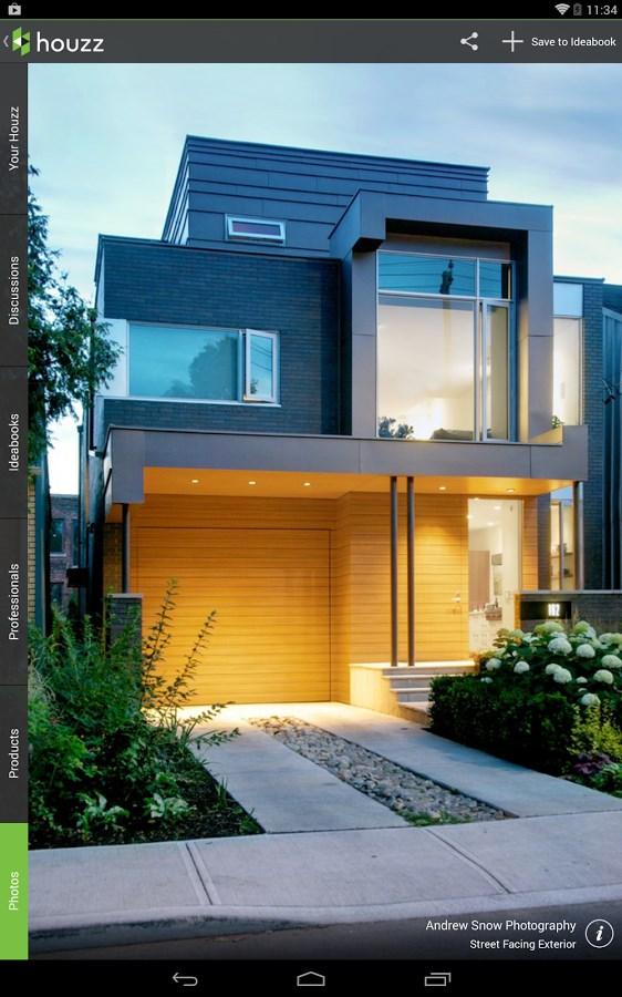 Houzz Interior Design Ideas Ainda Pode Exibir Conteúdo De Acordo Com Um  Ambiente Específico, Mostrando Imagens De Cozinhas, Quartos, Salas, Entre  Outras 22 ...