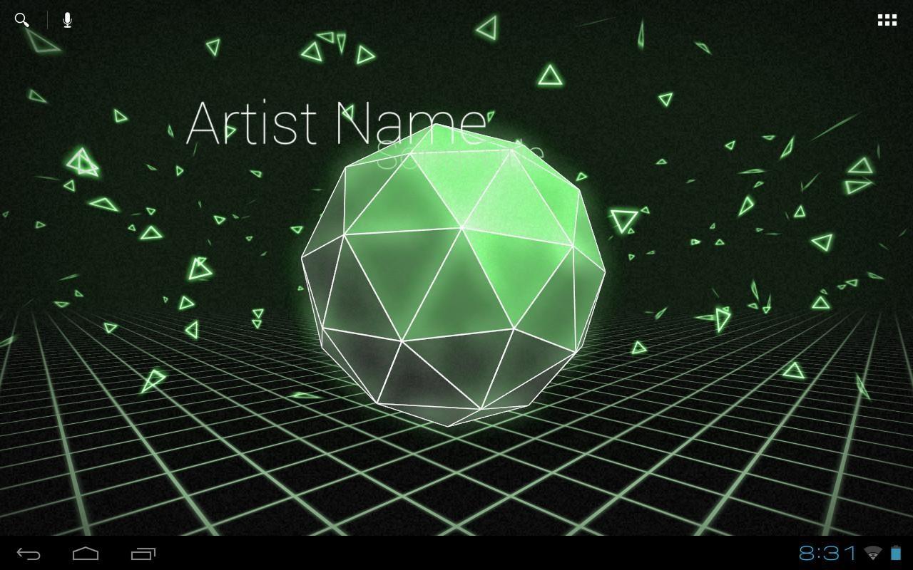 Audio Glow Live Wallpaper Download
