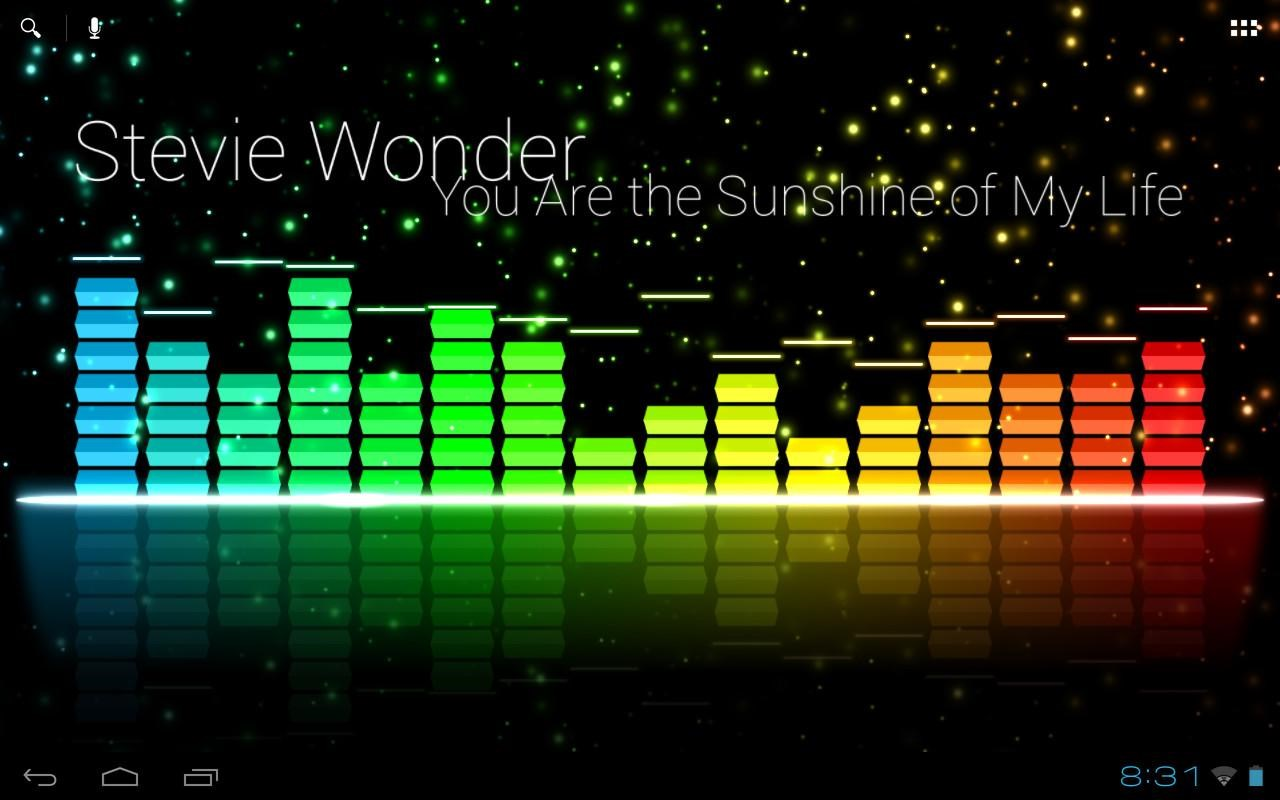 Audio Live Glow Wallpaper Apk : Audio Glow Live Wallpaper Download