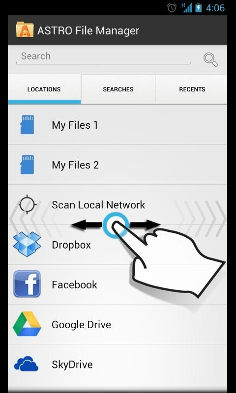how to download file manager for android