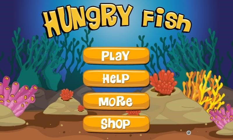 Peixe com fome download for Fish eat fish game