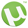 Logo µTorrent Beta ícone