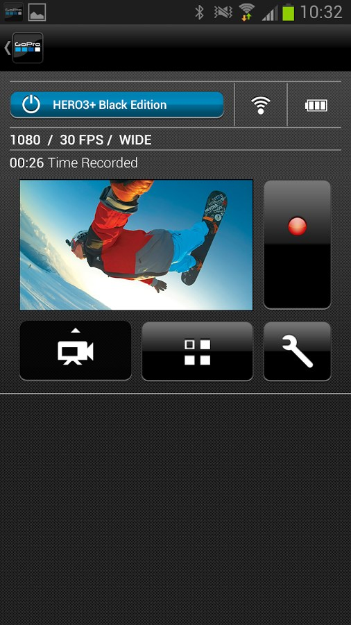 gopro app android how to connect