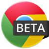 Chrome Beta Varia de acordo