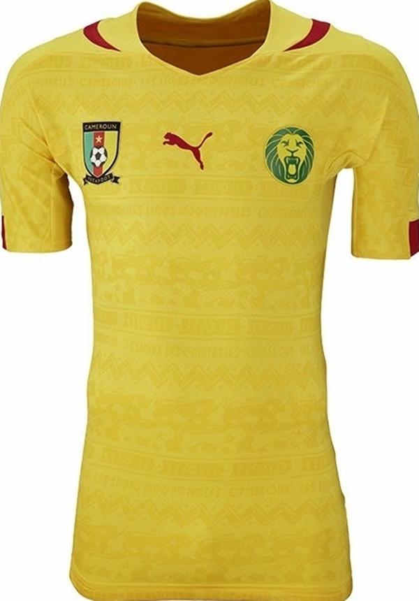 Mestre Carloss  Veja qual é o visual final dos uniformes da Copa do ... c5584ecacacc9