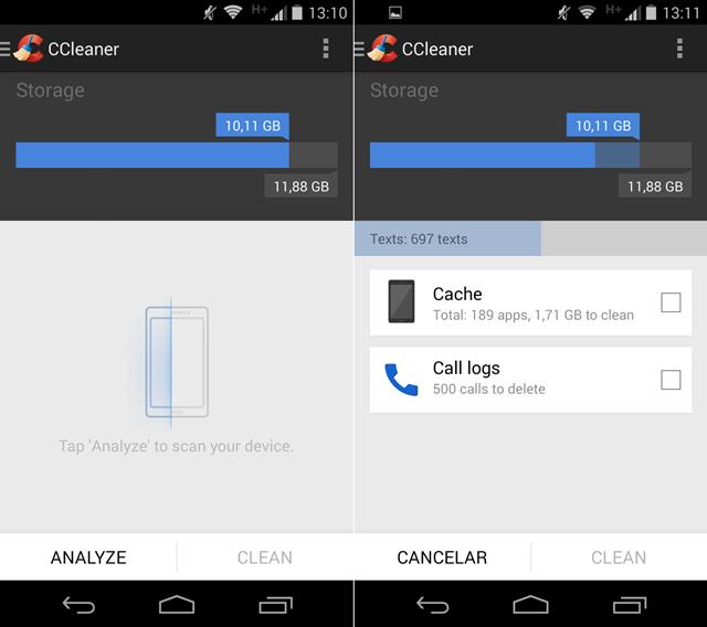 Teste agora: CCleaner chega ao Android em fase de testes