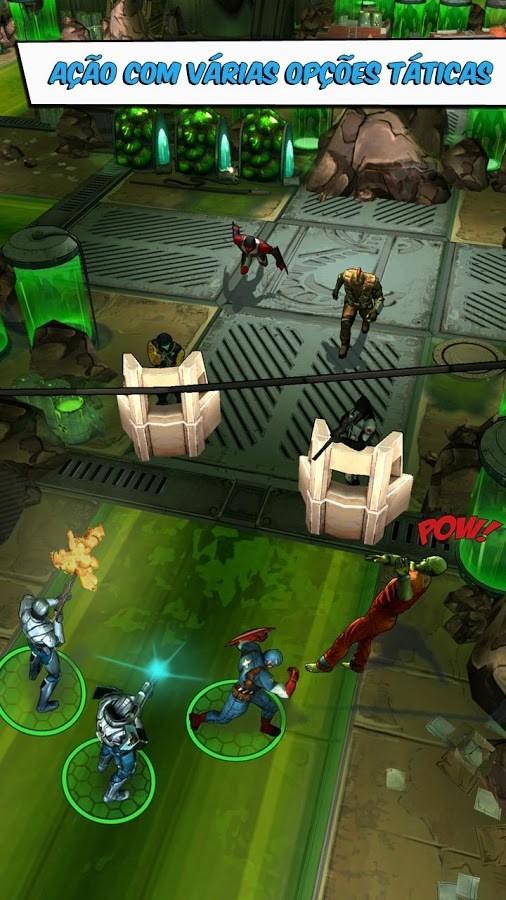 Capitão América 2: OSI - Imagem 2 do software