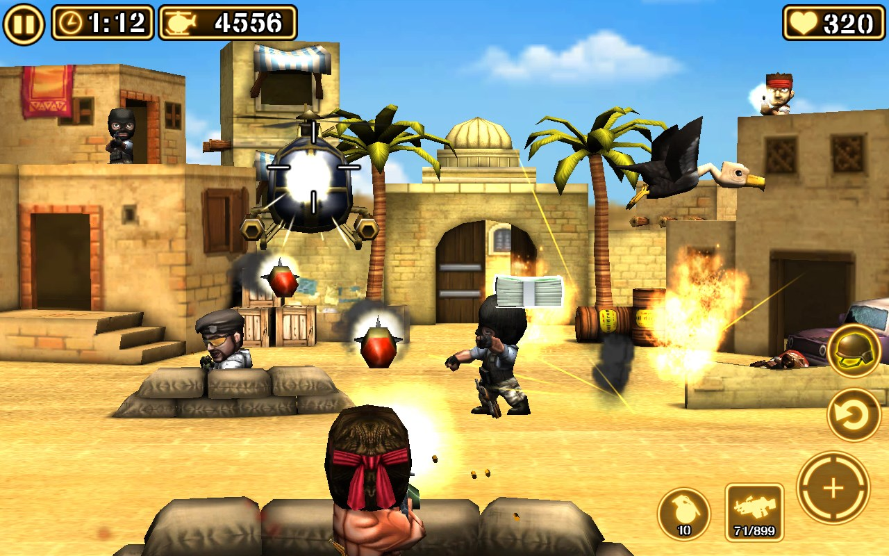 Gun Strike 2 - Imagem 1 do software