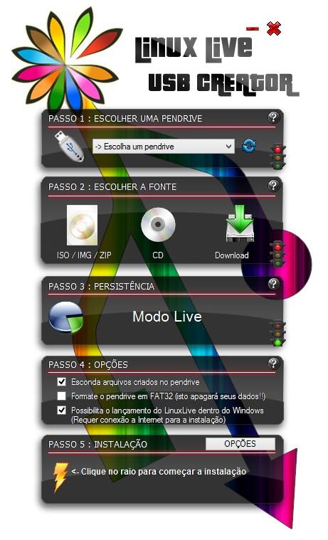 LILI LIVE USB CREATOR 2.9.3
