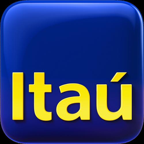 Logo Itaú Mobile ícone