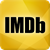 Logo IMDb Cinema & TV ícone