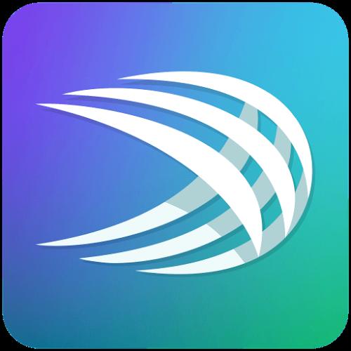 Logo SwiftKey ícone