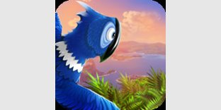 Escape From Rio: Blue Birds