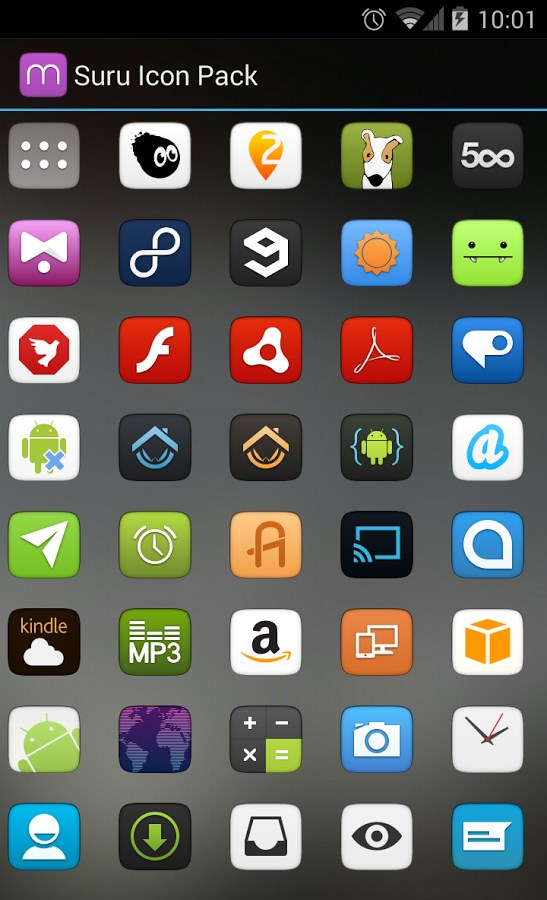 Suru for Android - Imagem 1 do software