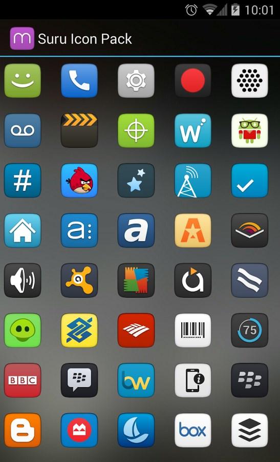 Suru for Android - Imagem 2 do software