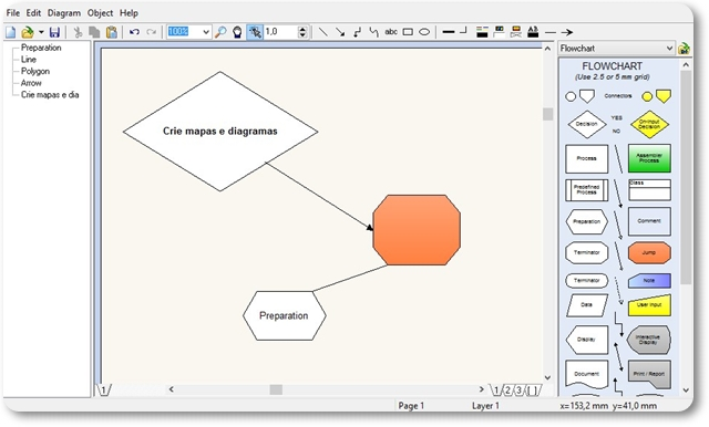 Diagram designer download diagram designer imagem 1 do software ccuart Images