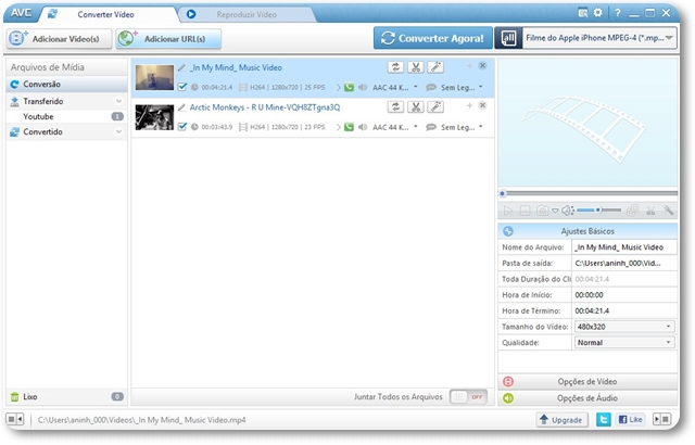 ANY VIDEO CONVERTER 5.8.5