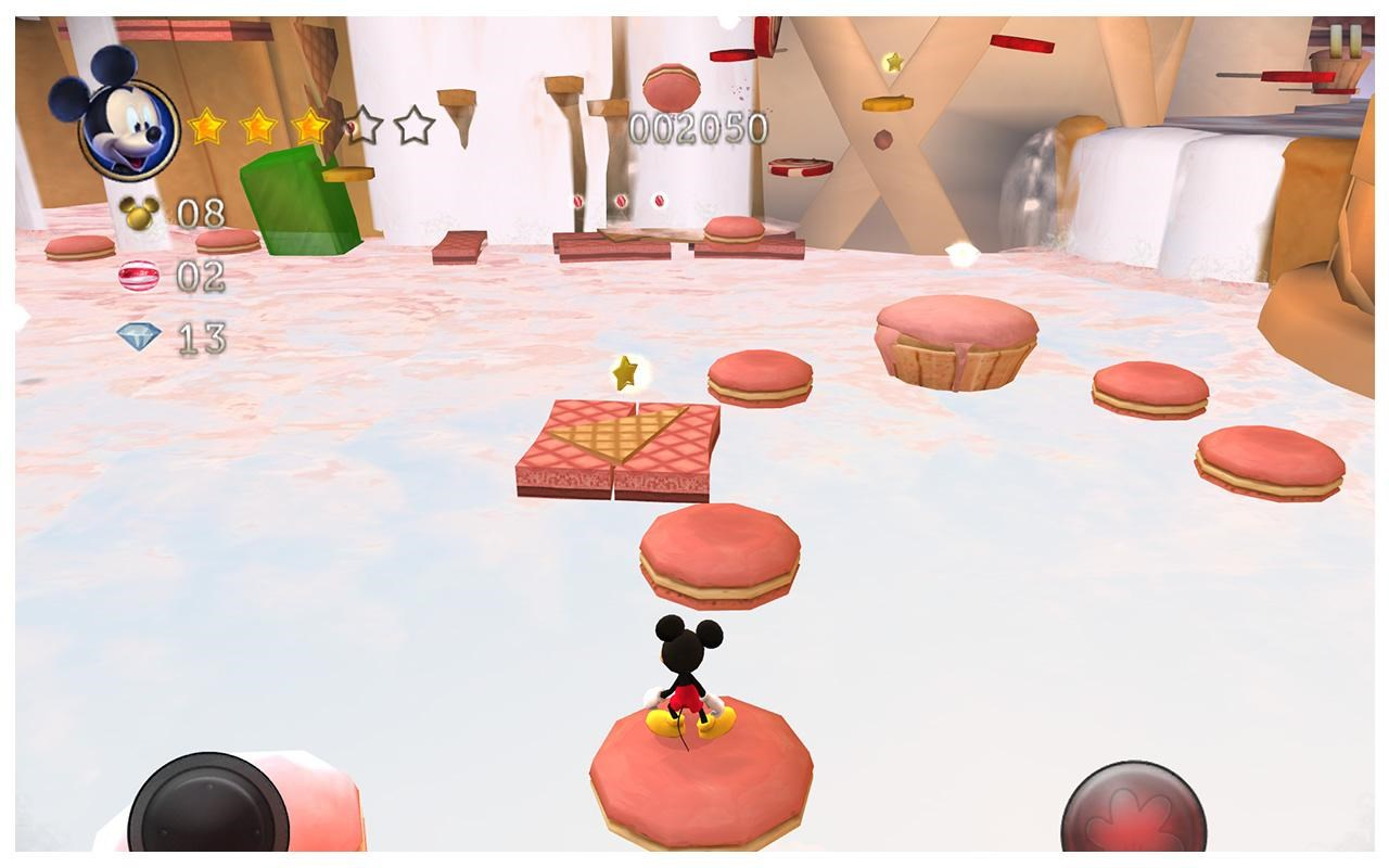 Castle of Illusion Starring Mickey Mouse - Imagem 1 do software