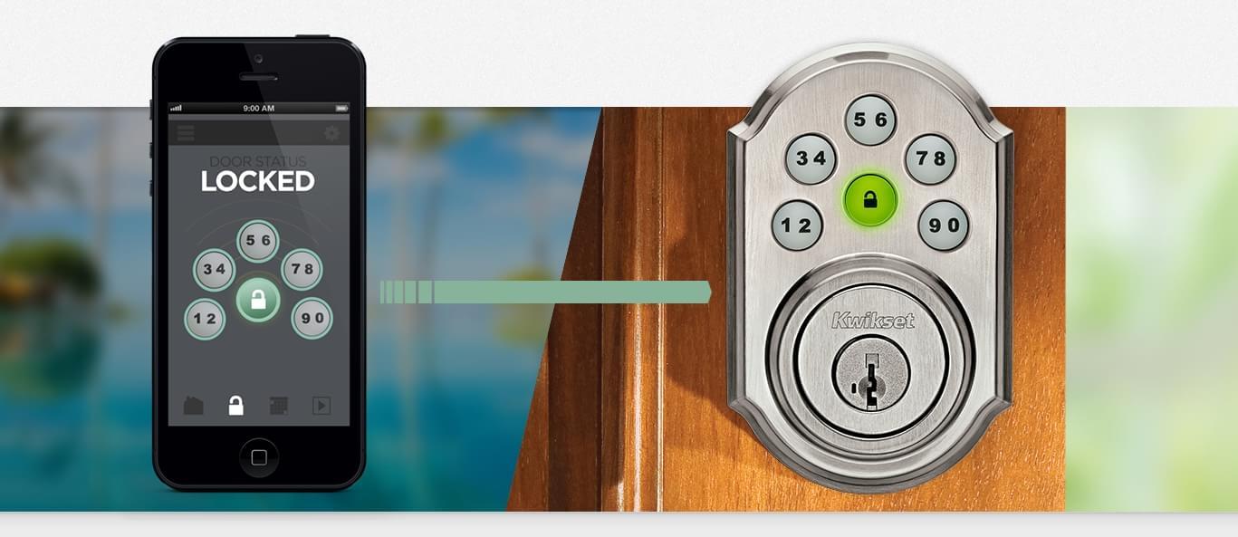 Que tal abrir e fechar a porta de sua casa remotamente através do celular?